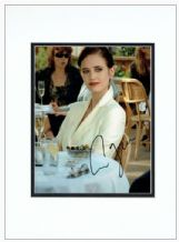 Eva Green Autograph Signed Photo - Casino Royale